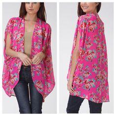 Pink Lady Kimono – Retropolitan