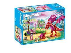 PLAYMOBIL 9134 Dragonmama with baby PLAYMOBIL® https://www.amazon.com/dp/B01M20RZZE/ref=cm_sw_r_pi_dp_x_D1M4ybD8XDHNR