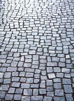 Rue piétonne à Herning au Danemark