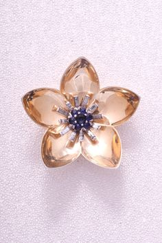 VINTAGE MAZER FURCLIP  Very Rare Circa 1940 by BraeHillAntiques, $695.00  #vjse2 #vintage #jewelry #boebot2
