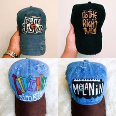 b8fe62a4bda New Dad Hat Designs Enough Repins we will make them Black Fashion Tumblr