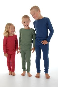 Washable merino wool pajamas for toddlers and kids... made in New Zealand, and not crazy expensive!