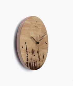 Knitwood Analog 25.5 cm Dia Wall Clock