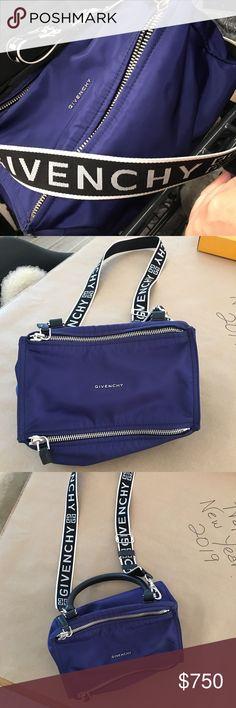 65856595b077 Givenchy Pandora 4G Crossbody Purse Handbag 👜