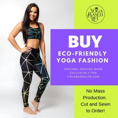 "79db2cedf8e7d Yoga Based Life on Instagram: ""Yoga Based Life is committed to eco friendly  women's active wear and leggings.#activewear #ecofriendly  #sustainablefashion ..."
