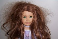 Doll with hair that needs reconditioning