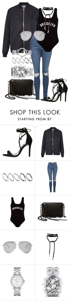 """""""#709"""" by blendingtwostyles ❤ liked on Polyvore featuring Schutz, Acne Studios, ASOS, Topshop, New Look, Rebecca Minkoff, Victoria Beckham, Marc by Marc Jacobs and Victoria's Secret"""