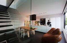 Small House by Domenic Alvaro. Small House by Domenic Alvaro. Contemporary Architecture, Interior Architecture, Interior And Exterior, Interior Design, Contemporary Homes, Modern Interior, Story House, Tiny House Design, Home Projects