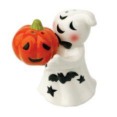 Halloween Salt and Pepper Shaker Sets: Ghosts, Zombies, Skulls ...