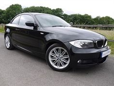 used BMW 120d M SPORT in surrey