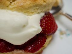 Brown Sugar-Strawberry Shortcakes — Down-Home Comfort