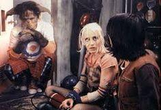 "Lori Petty in ""Tank Girl"" (Rachel Talalay, Lori Petty, Ice T, Damon Albarn, Jamie Hewlett, Courtney Love, Tank Girl Film, Tank Girl Cosplay, Jet Girl, Ghost Rider Marvel"