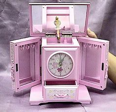 Music Box Ballerina Jewelry Pink New Ideas