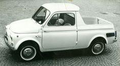 Awesome Fiat 2017: Fiat 500 Ziba (Ghia), 1962... Check more at http://24cars.top/2017/fiat-2017-fiat-500-ziba-ghia-1962/