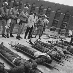 A historian's hunt for details about the cover-ups surrounding the bloody 1971…