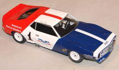 Scalextric car C3875 AMC Javelin Trans Am for sale