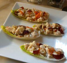 Chicken Salad Boats