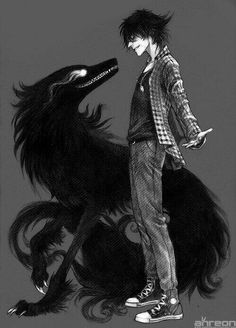 My demon and I