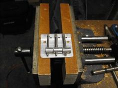 Adjustable Bridge Idea – Cigar Box Nation
