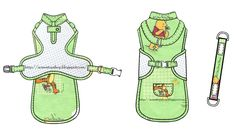 Click to Enlarge  This harness is good for small and big dogs, especially the ones that don't like to wear clothes in the winte...