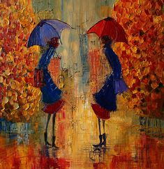 SOGGY CHAT~ Justyna Kompania~ Rain Series from StudioUndertheMoon on DeviantArt