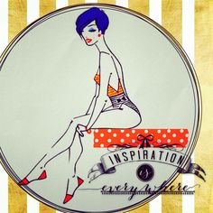 Inspiration is everywhere by Rada Montfort