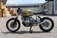 BMW R100 Cafe Racer von Sport-Evolution in Auto & Motorrad: Fahrzeuge…