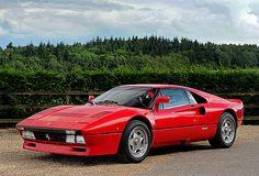 FERRARI 288 GTO. Definition of beauty Ferrari 288 Gto, Ferrari Car, Classic European Cars, Classic Cars, Fancy Cars, Cool Cars, Dream Car Garage, New Retro Wave, Good Looking Cars