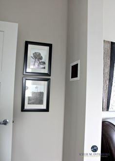 Benjamin Moore Collingwood. Photography by Jessie Roberston. Kylie M Interiors Online Color Consulting and E-decor services