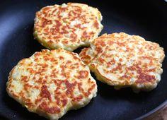 Frying Irish Boxty recipe traditional authentic potato pancakes