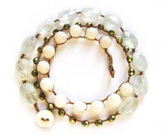 Beachside Glamour Wrap Bracelets from Twist Style  @Maryellen Kim