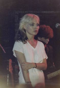 Debbie Harry and Blondie live at The Roundhouse, London 1977