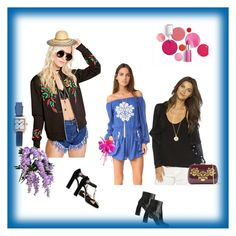 """style marveics"" by ramakumari ❤ liked on Polyvore featuring Boohoo, Brooks Brothers, Dolce&Gabbana, Lovers + Friends, STELLA McCARTNEY, Peace Love World, Kate Spade, Isabel Marant, Marc Jacobs and Serpui"