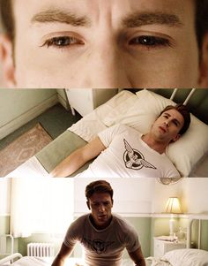 Steve Rogers the only person who can sleep for 70 years and still have hair that great