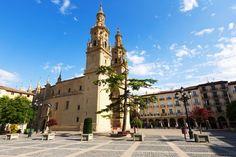 Concatedral de Santa María de la Redonda, Logroño (La Rioja)