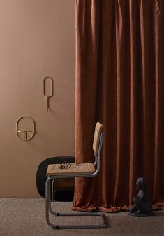 Style At Home: Terracotta Room Colors, House Colors, Colours, Style At Home, Beautiful Interiors, Colorful Interiors, Color Terracota, Autumn Interior, Interior Decorating