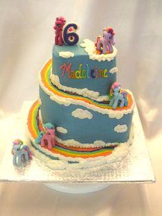 Here's My Spiral Carved Cake Tutorial (Aka Winding Road)