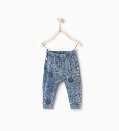 Graffiti leggings-TROUSERS-Baby boy | 3 months-3 years-KIDS | ZARA United Kingdom