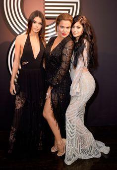 * Kendall Jenner & Khloe Kardashian & Kylie Jenner *