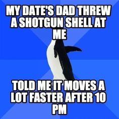 when your daughter starts dating