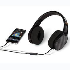 The Smartphone Charging Headphones - Hammacher Schlemmer