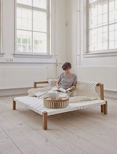 Daybed designed by Ellinor Ericsson