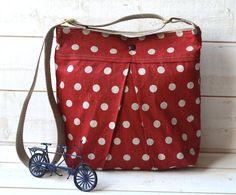 Medium Diaper bag / Shoulder Bag / Cross body bag Eco von ikabags