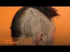 Oojufink Hair - Early etching - Reggae (+playlist)