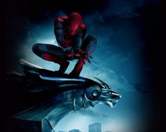Amazing Spiderman Movie HD Wallpaper 2012