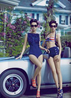 Emily Symes & Daniela Watanabe