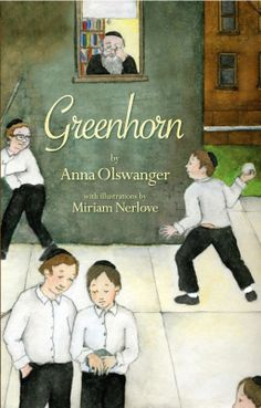 Anna Olswanger has launched an Indiegogo campaign to raise funds to film her middle grade Holocaust novel GREENHORN.