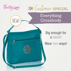 Everything Crossbody Thirty One Fall products #crossbody #purses #31purses www.mythirtyone.com/hisgrace