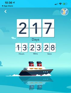 Best Disney Countdown Ideas for 2020 The Best Disney Countdown apps, calendars, and DIY crafts! The post Best Disney Countdown Ideas for 2020 can be found on Picture the Magic. Picture the Magic - Disney Cruise Advice, Tips, and Planning Disney Magic Cruise Ship, Disney Wonder Cruise, Disney Fantasy Cruise, Disney Dream Cruise, Disney Vacation Planning, Disney World Vacation, Disney Vacations, Disney Trips, Disney Deals
