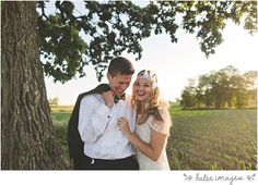 {The Simple 20's} Styled Engagement Shoot: Balee Images
